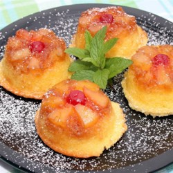 Cupcakes from a mix recipes allrecipes pineapple upside down cupcakes forumfinder Image collections