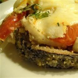 Eggplant Bake Recipe