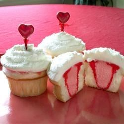 Sweetheart Cupcakes Recipe