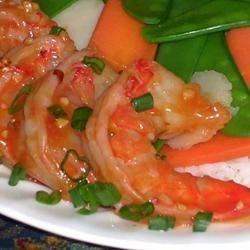 Szechwan Shrimp Recipe