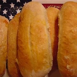 Great as a full size loaf but even BETTER when made smaller for sammies!  Easy, delicious and yummy!