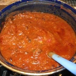 Alligator Chili Recipe
