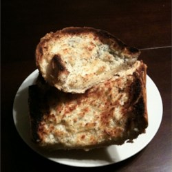 Garlic Bread Mama Rita's Way! Recipe