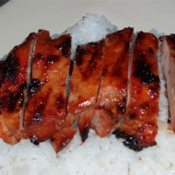 Grilled Chicken Adobo