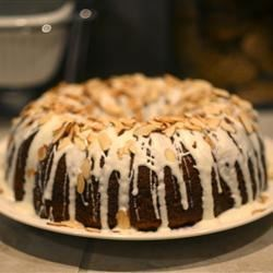 Photo of White Chocolate Amaretto Cake by C. Goff