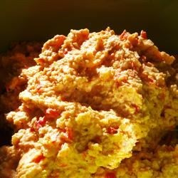 Troy's Favorite Pimento Cheese Spread!