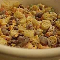 Photo of Wagon Wheel Pasta Salad by Kathryn Donahey