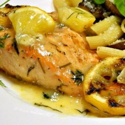 Grilled salmon dill recipes easy