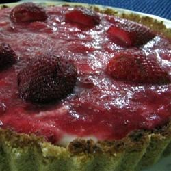 Strawberry Dream Pie Recipe