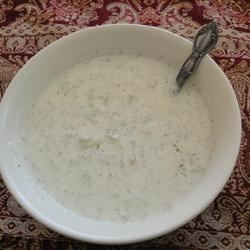 Persian Yogurt Salad