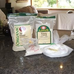 Gluten Free Bread Ingredients