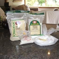 Gluten Free Bread Ingredients