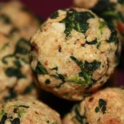 Photo of Parmesan Spinach Balls by tish