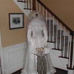 Mom's wedding dress