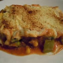 Casseroles: Hamburger Pie