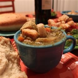 Photo of Vegan Split Pea Soup I by Deborah Sah