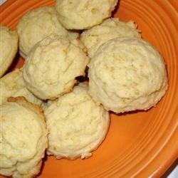 Photo of Orange Sugar Cookies by SNOWWHITE934