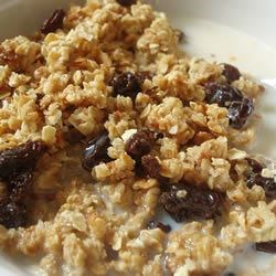 Photo of Cinnamon-Raisin Granola by Tammy Neubauer