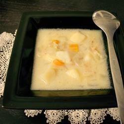 Photo of Hearty Potato, Bacon and Onion Soup by Rita
