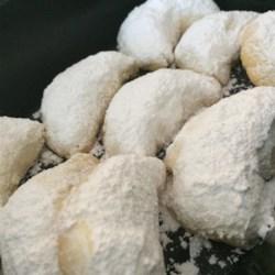 Greek recipe cookies