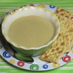Rosemary Asparagus Soup