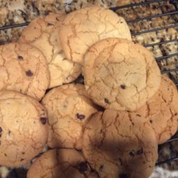 Three Hundred Chocolate Chip Cookies