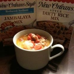 Crawfish Potato Soup Recipe