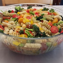 pasta salad printer friendly