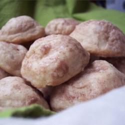 Polvorones de Canele (Cinnamon Cookies) Recipe
