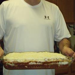 Worlds Best Lasagna - with Oregano!