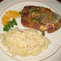 Photo of Orange Caper Chicken by Heather