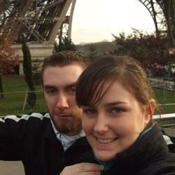 Me and David in Paris!