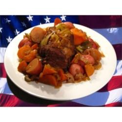 Marie-Simone's Pot Roast
