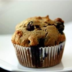 Photo of Banana Blueberry Muffins by ELEMMIRE