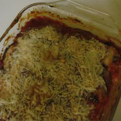 Eggplant and Tomato Bake Recipe