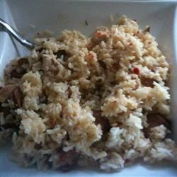 Southern Jambalaya Recipe