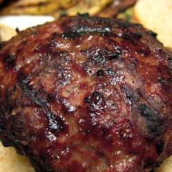 Mom's Legendary Stuffed Hamburgers |