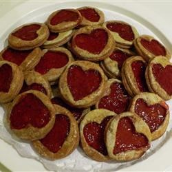 Photo of Raspberry Hearts by Robin
