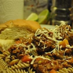 Photo of Easy Spaghetti and Meatballs by aimeejean