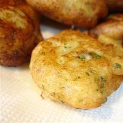 Jamaican Saltfish Fritters  (Stamp and Go) Recipe