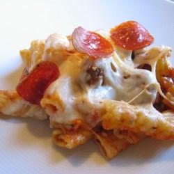 Manicotti Italian Casserole Recipe