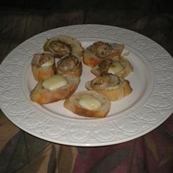 Yummy Crostinis!!!!