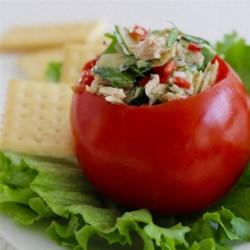 Tuna-Artichoke Salad
