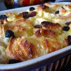 Bread Pudding II Recipe