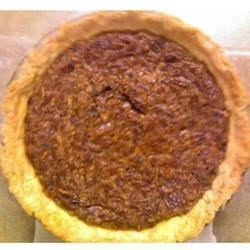 Never Fail Pie Crust I Recipe
