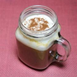 Spicy Pumpkin Spice Latte