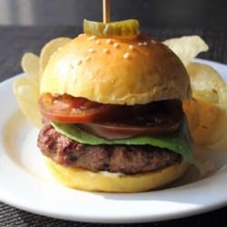 Chef John's Teriyaki Burgers