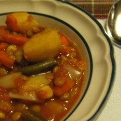 Image of Argentine Lentil Stew, AllRecipes
