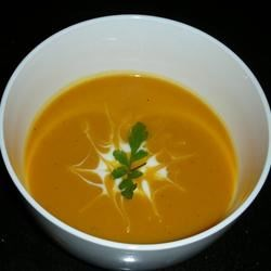 Vegetable Bisque