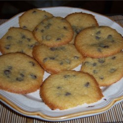 Chocolate Chip Cookies for Special Diets Recipe